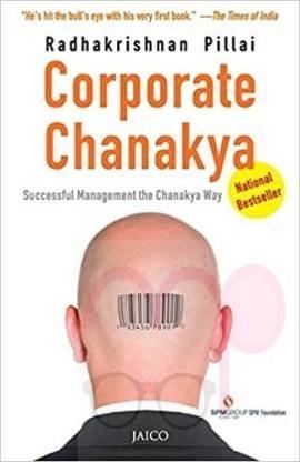 Chanakya's 7 Secrets of Leadership  (English, Paperback, Pillai Radhakrishnan)