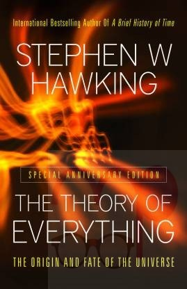 The Theory Of Everything  (English, Paperback, Stephen Hawking)